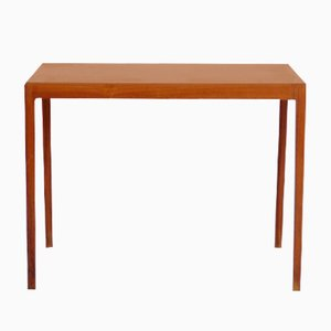 Rosewood Side Table by Eskild Pontoppidan