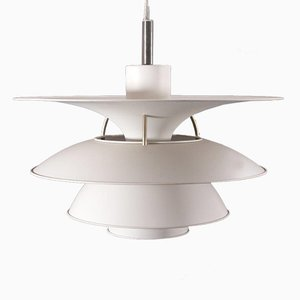 Large Charlottenborg Pendant by Poul Henningsen for Louis Poulsen, 1980s