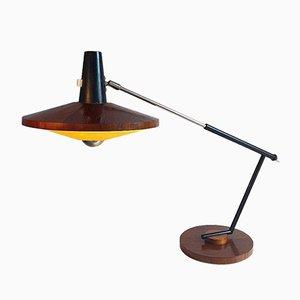 Mid-Century Typ 30 Schreibtischlampe von Georges Frydman für Temde, 1950er