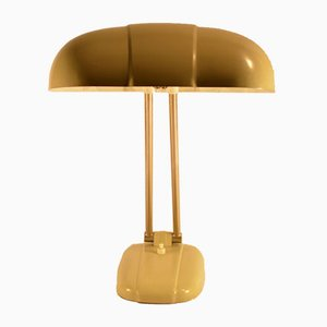 Schweizer Tischlampe von Siegfried Giedion für BAG Turgi, 1930er