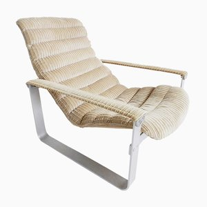 Vintage Pulkka Lounge Chair by Ilmari Lappalaien for Asko