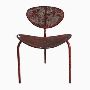 Chaise Nagasaki Edition Originale par Mathieu Mategot, 1954