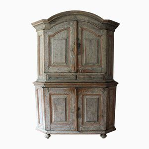 Swedish Baroque Cabinet, 1700s