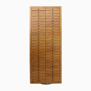 Large 54-Drawer Cabinet by Frans Van Praet, 1980s