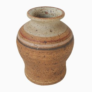 Stoneware Vase by Bodil & Richard Manz, 1970s