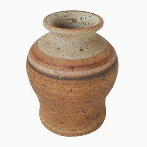 Stoneware Vase by Bodil & Richard Manz, 1970s