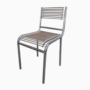 Vintage Sandows Stuhl von Rene Herbst für Formes Nouvelles