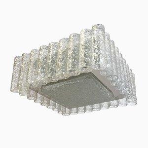 Lampada da soffitto di Doria Leuchten, 1972