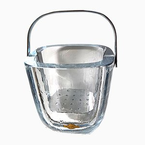 Glas Eiskübel von Strömbergshyttan, 1950er