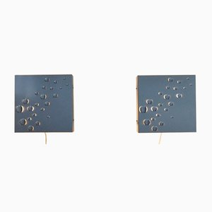 Sterrenregen Wall Lamps from Raak, 1965, Set of 2