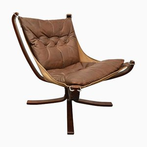 Falcon Chair by Sigurd Ressell, 1960s