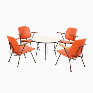 Lounge Set von W.H. Gispen für Kembo, 1950er
