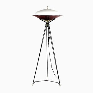 Italian Tripod Floor Lamp, 1960s