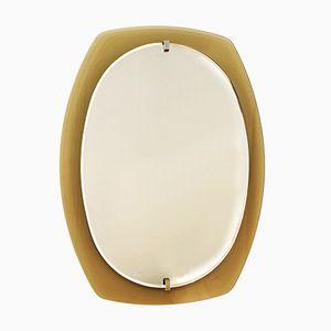 Italian Beveled Mirror from Veca, 1960s