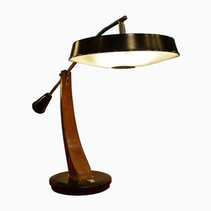 President Table Lamp from Fase, 1950s