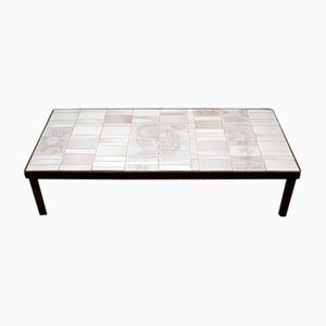 Coffee Table by Roger Capron, 1960s