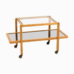 Art Deco Haagse School Serving Trolley, 1930s