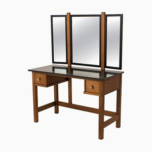 Art Deco Haagse School Dressing Table by Henk Wouda for Pander