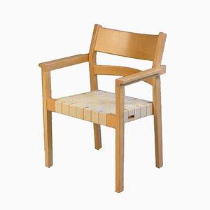 Modell 882 Koldinghus Stuhl von Hans J. Wegner für Frederecia Stolefabrik, 1980er