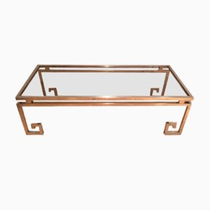 Table Basse Chromé, 1970s