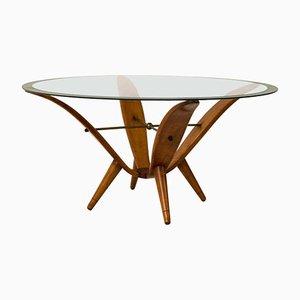 Tavolino da caffè Mid-Century moderno, Italia