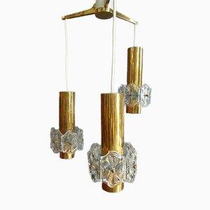 Mid-Century Trio Pendant Lamp from Kinkeldy, 1960s