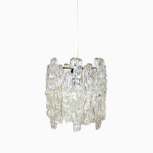 Lucite Hanging Lamp, 1970s