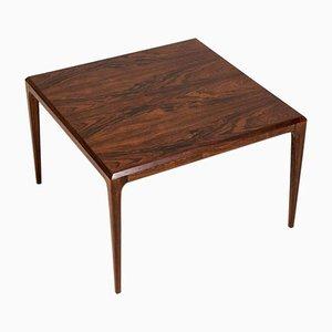 Table Basse Mid-Century Moderne par Johannes Andersen pour CFC Silkeborg, 1960s