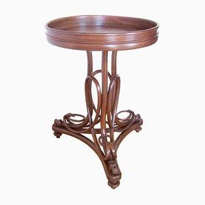 Tavolo Flower modello 1001 antico di J&J Kohn, fine XIX secolo