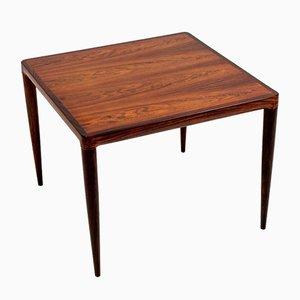 Table Basse Mid-Century Moderne Carrée, Danemark