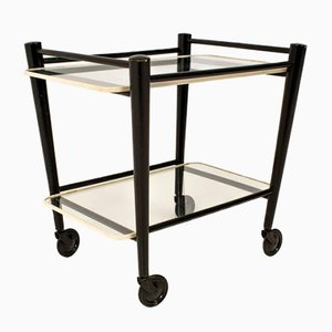 Mid-Century Modern Serving Trolley by Cees Braakman for Pastoe