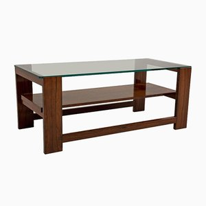 Table Basse Mid-Century Moderne en Palissandre, 1960s