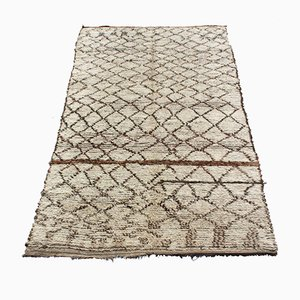 Mid-Century Beni Ouarain Carpet, 1950s