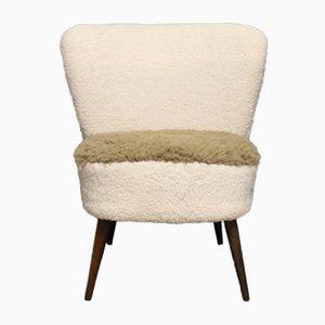 Danish Low Easy Chair, 1970s