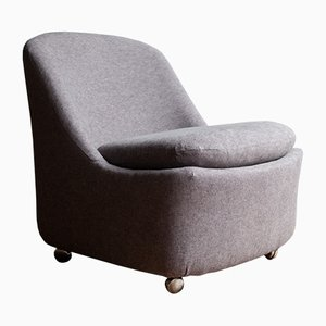 Emile and Graphite Chair, 1970s