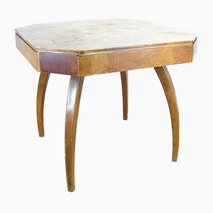 Table de Jeu H-278 par Jindřich Halabala pour United Applied Arts, 1950s