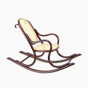Chaise A Bascule pour Enfant Number 2 de Fischel, 1890s