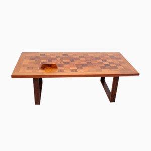 Table Basse en Palissandre de Rio par Poul Cadovius for Cado