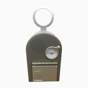 Radio con mangianastri di Philippe Starck & Matali Crasset per Thomson