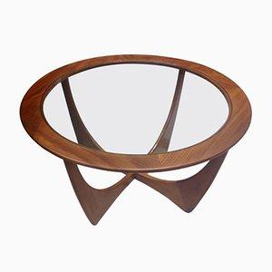 Table Basse Vintage Astro par Victor Wilkins pour G-Plan