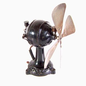 Bureau Fan Antique, 1910s