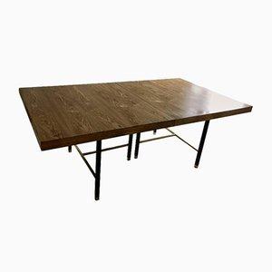 Mesa de comedor extensible vintage de Harvey Probber