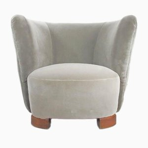 Vintage Art Deco Armchair