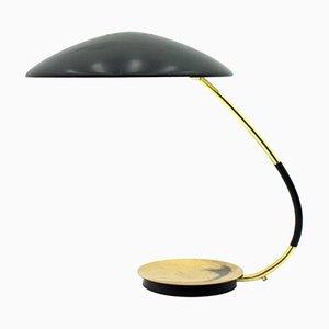 Lámpara de mesa modelo 6787 de Christian Dell para Kaiser Leuchten, años 50