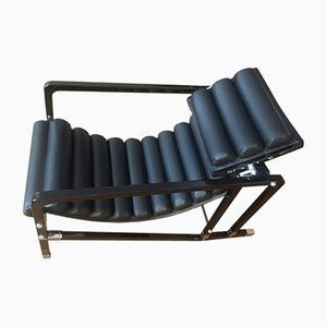 Poltrona Transat di Eileen Gray per Ecart International, 1985
