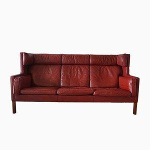 Canapé 2193 Coupe par Borge Mogensen pour Fredericia Furniture