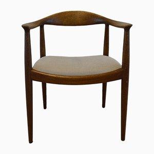 Mid-Century 503 Stuhl von Hans J. Wegner für Johannes Hansen