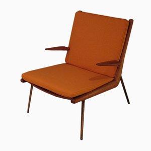 Modell 135 Boomerang Sessel von Peter Hvidt & Orla Molgaard Nielsen für France & Søn, 1950er