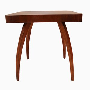 Spider Walnut Coffee Table by Jindrich Halabala for UP Zavody, 1930s