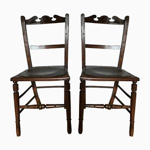 Estonian Bistro Chairs from Luterma, 1900s, Set of 2